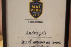 Matverk Stockhom 2019